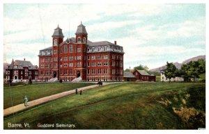 Vermont  Barre ,  Goddard Seminary