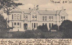 OAMARU ,  New Zealand ,1906 ; Waitaki High School