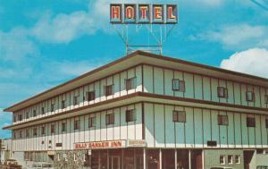 Billy Barker Inn, Quesnel, British Columbia, Canada, 40-60´s