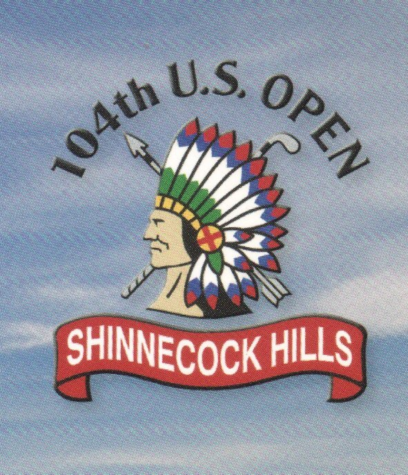 Shinnecock Hills - Book of 10 Post Cards - Mint