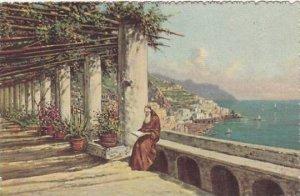Italy Amalfi dall'Hotel dei Cappuccini