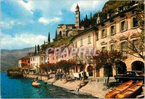 Postcard Modern Marcote Lago di Lugano