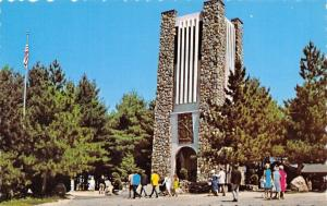 Rindge New Hampshire~Cathedral Of The Pines~1960 Postcard