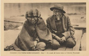 Eskimo & Indian Missions , Canada , 1910s ; View #28