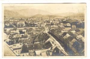 RP: Villach vom Stadtpfarrturm, Austria , PU-1921