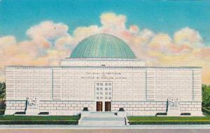 Pennsylvania Pittsburgh The Million Dollar Buhl Planetarium And Institute Of ...
