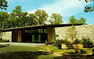 North Carolina Blue Ridge Parkway Crabtree Meadows Coffee Shop