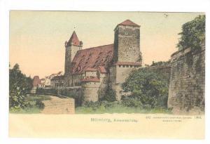 Kaiserstallung, Nürnberg (Bavaria), Germany, 1902