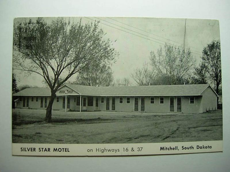 motels in mitchell sd