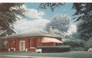 Exterior,  Marie Dressler House,  Cobourg,   Ontario,   Canada,  40-60s