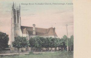PETERBOROUGH , Ontario , Canada , 1900-10s ; George Street Methodist Church
