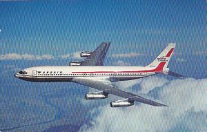 Wardair Canada Boeing 707-320C Jet