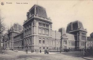 ANVERS, Palais de Justice, Belgium, 00-10s