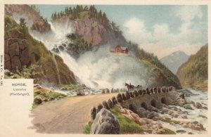 Laatetos (Hardanger) , Norway, 1901-07