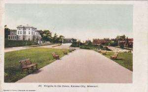 Missouri Kansas City Pergola In The Paseo