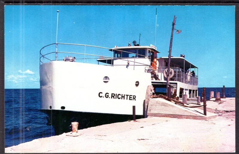 Washington Island Ferry,Door County,WI / HipPostcard