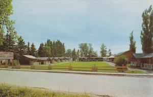 Sea Shore Lodge , Motel & Cabins , NEW RICHMOND , Quebec , Canada , 50-60s