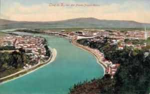 Austria - Blick über Linz von der Franz Josefs Warte 02.75
