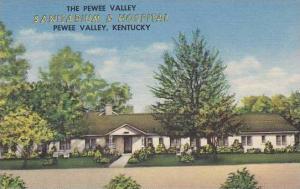 Kentucky Pewee Valley Sanitarium And Hospital