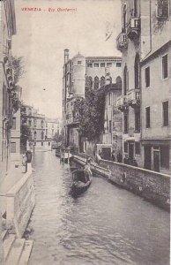 Italy Venezia Rio Contarini 1910