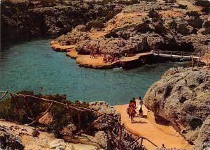 Spain Ciudadela (Menorca) Cala'n Forcat Urbanizacion Los Delfines