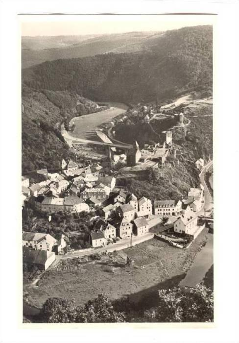 RP, Panorama, Esch s/SURE, Luxembourg, 1920-1940s