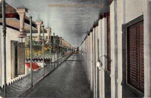 NWI Carribean Island Building Exterior Antique Postcard J67730