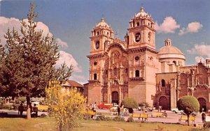 La Iglesia de la Compania de Jesus Postal Used Unknown