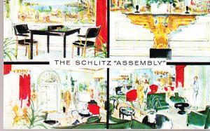 US WIsconsin Milwaukee - The Schlitz Assembly Unused