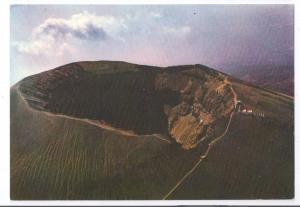 Italy Napoli Vesuvio Naples Vesuvius Crater Volcano Aerial