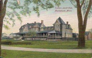 Marblehead MA, Eastern Yacht Club, Architecture, Pre-1907, Metropolitan News