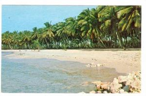 Dominican Republic, Juan Dolio Beach, San Pedro de Macoris, 40-60s