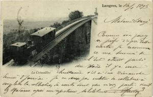 CPA Langres - La Cremaillere (270375)