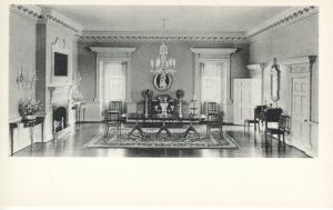 Hammond-Harwood House ~ The Art Institute Of Chicago Illinois ~ Vintage Postcard