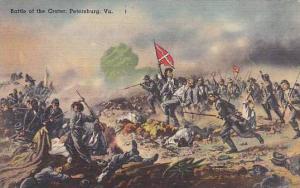 Battle Of The Crater, Petersburg, Virginia, 1930-1940s