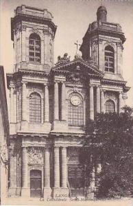 France Langres La Cathedrale Saint-Mammes