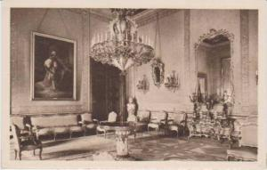 Interior View of Parlor Room, Salon de Carlos III, Madrid Spain