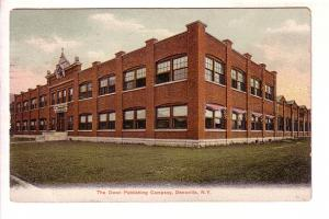 The Owen Publishing Company, Dansville, New York, Buffalo News