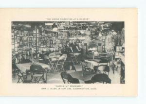 1920's WORLD CELEBRITIES Easthampton - Near Northampton & Holyoke MA E8708