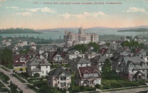 SEATTLE , Washington , 1909 ; Capitol Hill and Holy Names Academy