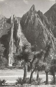 RP; LA HUASTECA, Mexico, 1930-50s; Carones Del Diablo
