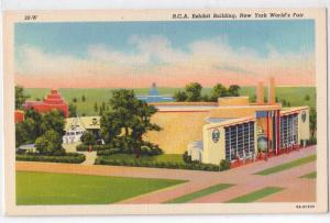 1939 NY Worlds Fair, RCA Bldg