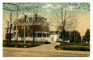 NY - Mayville. Peacock Inn