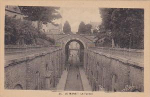 France Le Mans Le Tunnel
