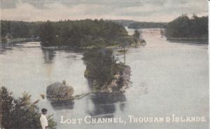 Lost Channel , THOUSAND ISLANDS , Ontario , Canada , PU-1909