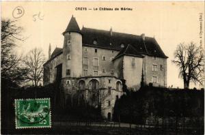 CPA CREYS - Le Chateau de Merieu (489269)