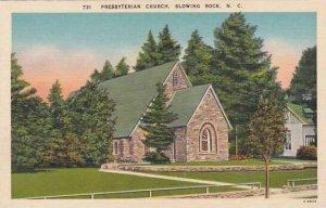North Carolina Blowing Rock Presbyterian Church Albertype