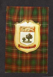 PEI Tartan Jean Reed Covehead Prince Edward Island Canada Carte Postale Postcard