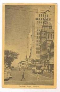 Gardiner Street, Durban, South Africa, 1930-40s