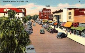Georgia Waycross Elizabeth Street